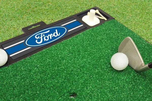 fanmats ford golf mats putter