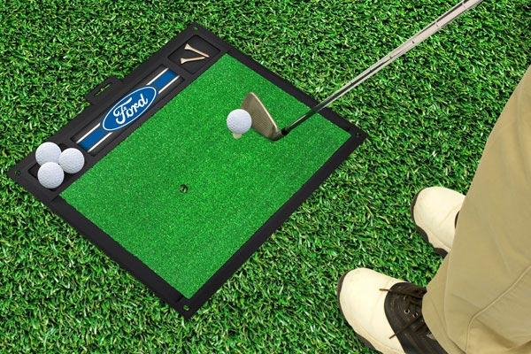 fanmats ford golf mats putting