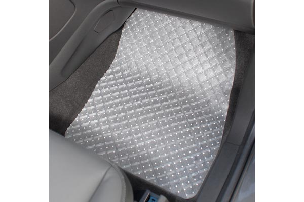 flexomats clear floor mats passenger side