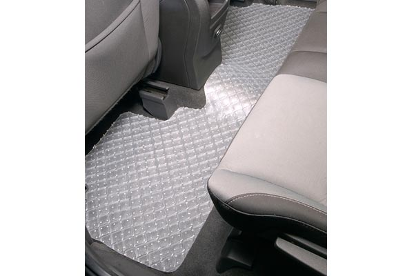 flexomats clear floor mats rear mat