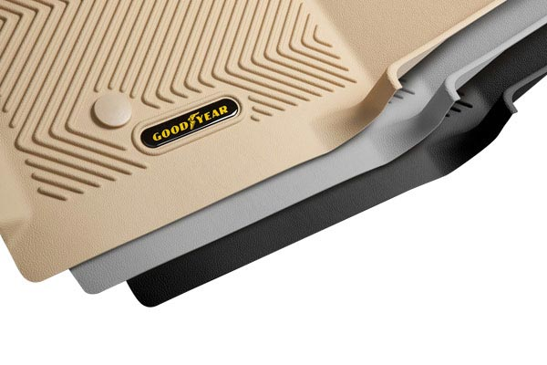 goodyear floor liners multiple colors