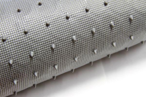 hexomat floor mats underside nibs prevent mats from sliding