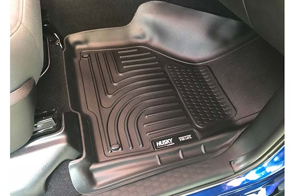 Customer Submitted Image - Husky WeatherBeater Floor Liners for 2002-2018 Dodge Ram