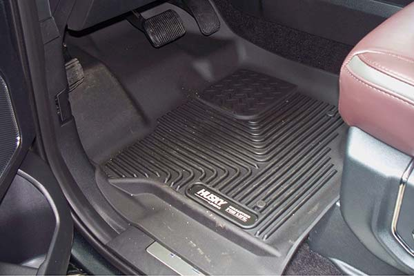 Customer Submitted Image - Husky Liners X-act Contour Floor Mats for Ford F-150