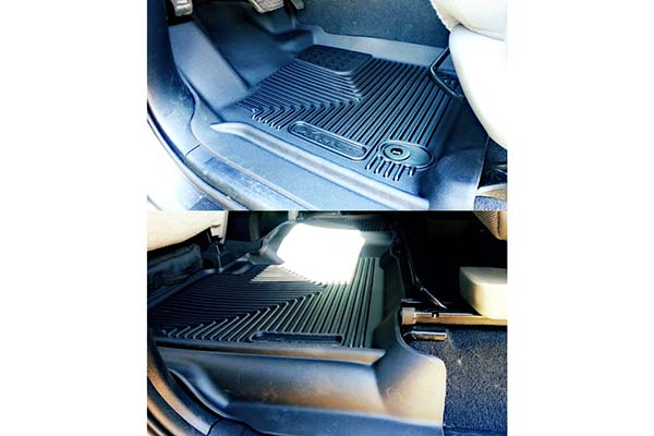 Customer Submitted Image - Husky Liners X-act Contour Floor Mats for Toyota Tundra