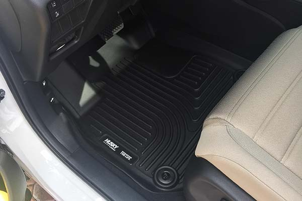 Customer Submitted Image - Husky WeatherBeater Floor Liners for 2017-2019 Honda CR-V