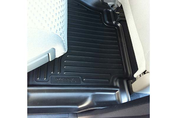 Customer Submitted Image - Husky WeatherBeater Floor Liners for 2012-2013 Toyota Tundra