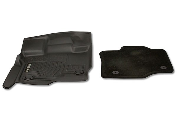 Ford F150 stock mat vs Weatherbeater mat
