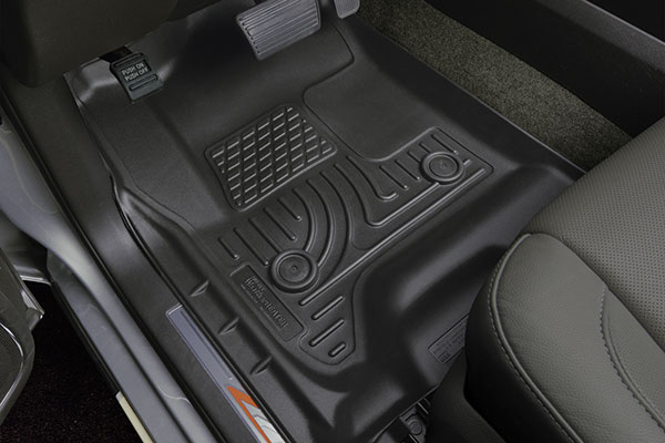 2013 2017 Toyota 4runner All Weather Floor Mats Husky