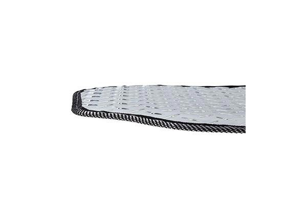 intro tecc automotive diamond plate mats all weather floor mats 4098 5