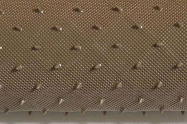 introtech flexomat floor mat underside
