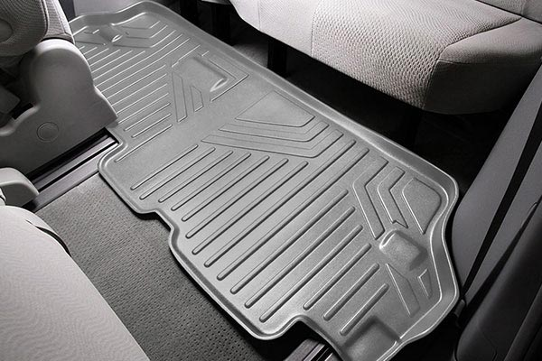 kramer maxfloormats rear one piece grey