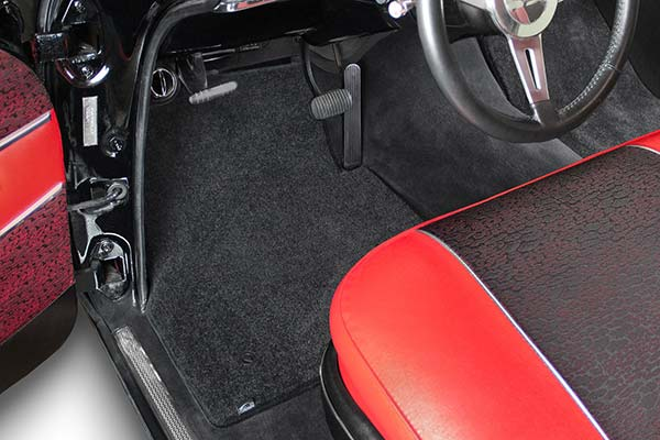 lloyd mats ultimat custom floor mats ebony driver