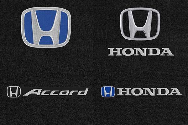 Lloyd Mats Honda Logos