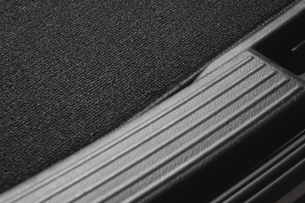 lloyd classic loop cargo mats closeup