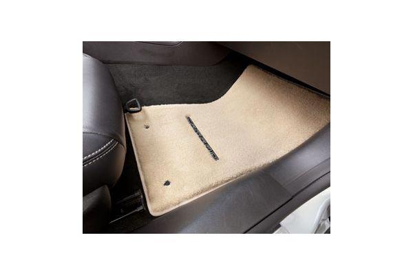 lloyd luxe floor mats parchment camaro