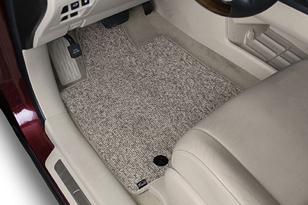 lloyd mats berber 2 floor mats installed