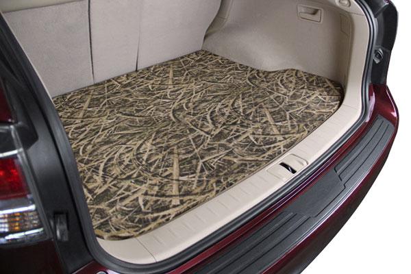 lloyd mats mossy oak camo cargo mat grass