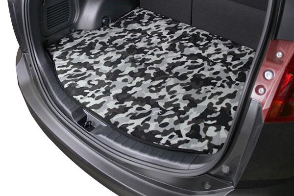 lloyd mats mossy oak camo cargo mat grey