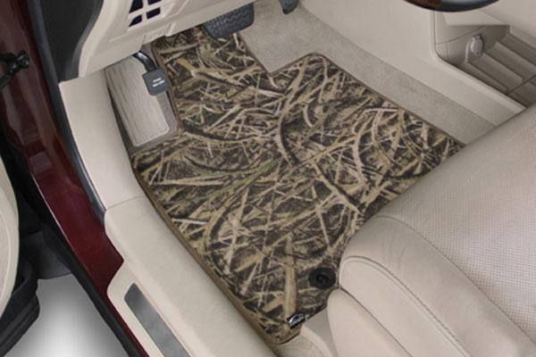 lloyd mats mossy oak camo floor mats grass 2