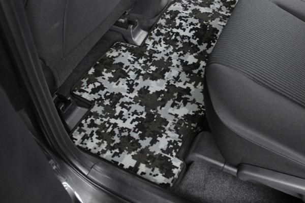 70 Oz Carpet Oak Coverking Front and Rear Floor Mats for Select Chevrolet Lumina Models