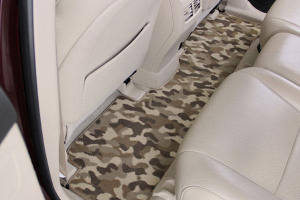 lloyd mats mossy oak camo floor mats installed 2