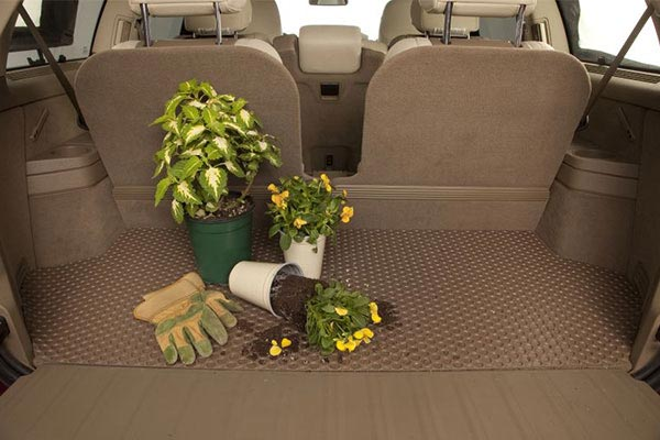 lloyd rubbertite rubber floor mats plants