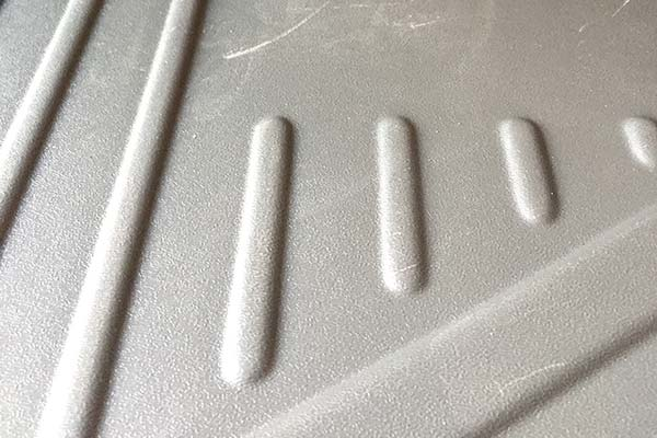 Customer Submitted Image - Close Up of Maxliner Floor Liners for 2007-2017 Chevy Traverse or Buick Enclave
