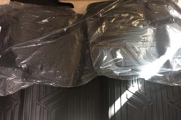 Customer Submitted Image - Unpacking Maxliner Floor Liners for 2009-2018 Dodge Ram
