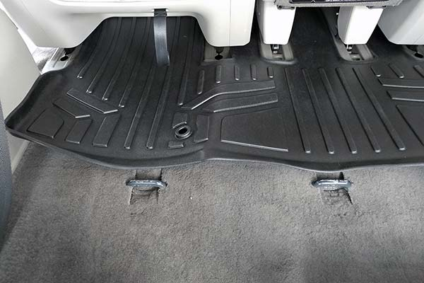 maxliner rear liner in black