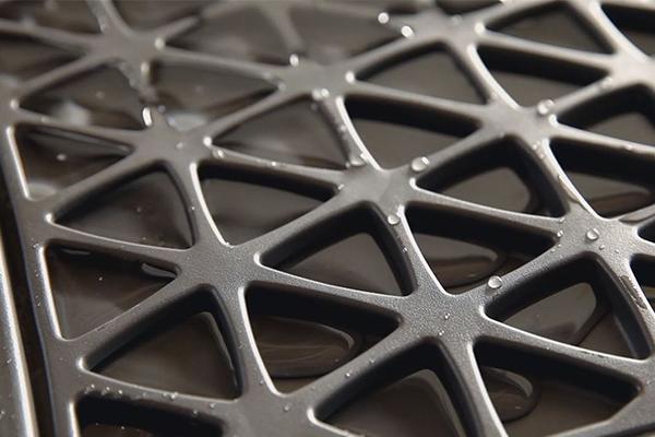 michelin heavy duty floor mats celluar technology
