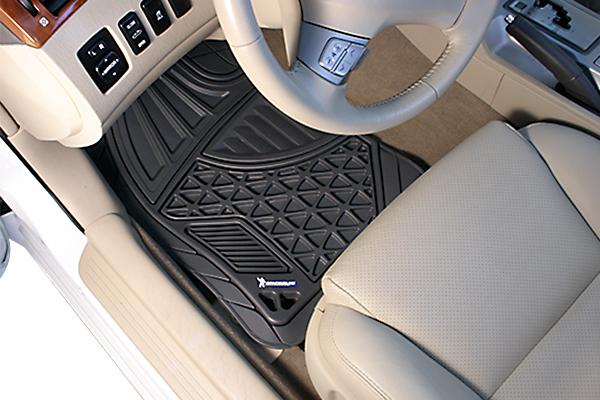 michelin heavy duty floor mats installed