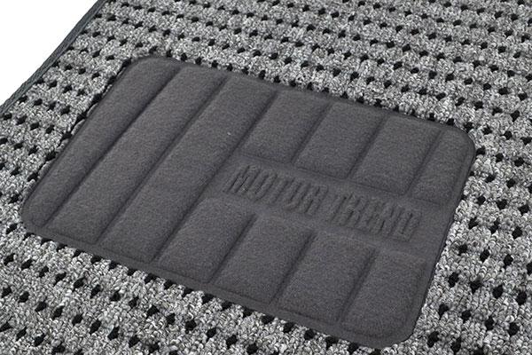 motor trend berber carpet floor mats foot pad