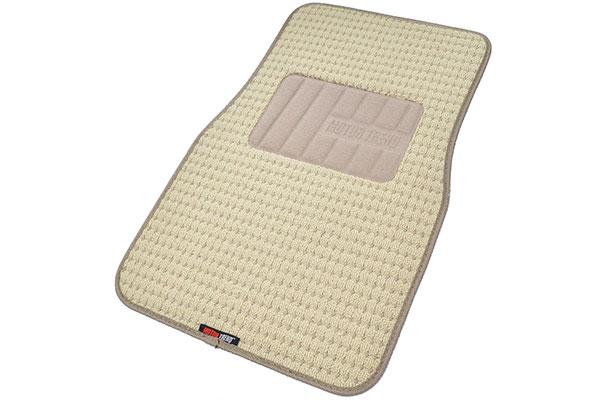 motor trend berber carpet floor mats front mat