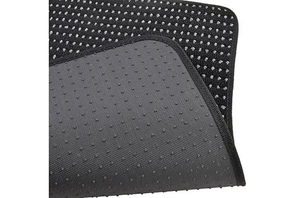 motor trend berber carpet floor mats rubber backing