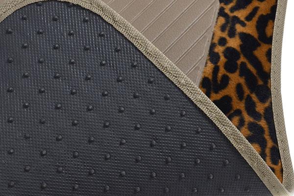 proz animal print floor mats fold
