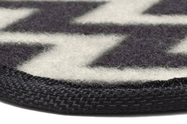 proz chevron floor mats edge
