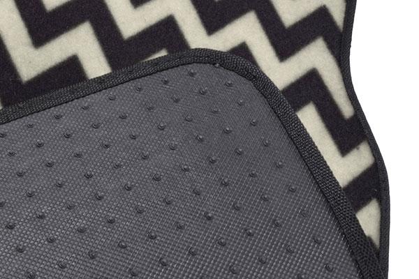 proz chevron floor mats fold