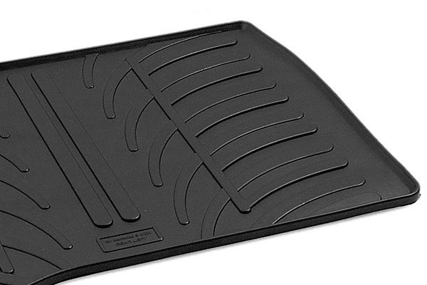 proz heavy duty rubber floor mats detail