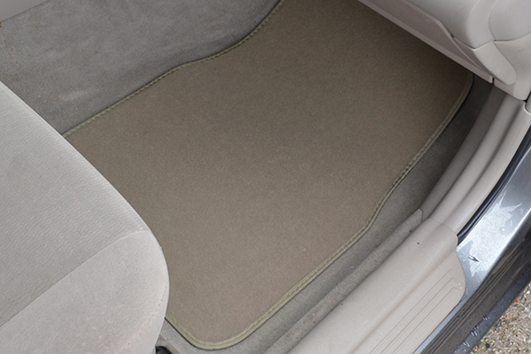 proz premium all carpet floor mats installed