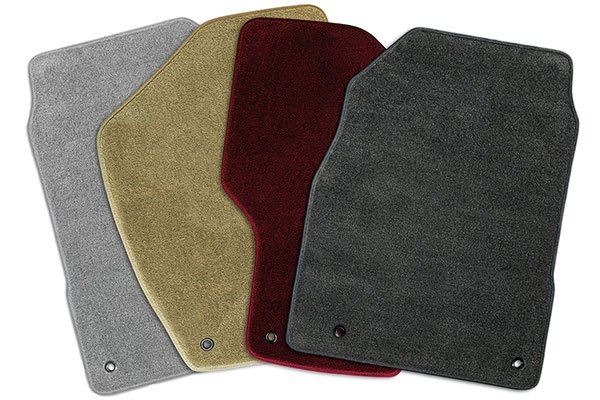 proz premium customfit carpet floor mats colors