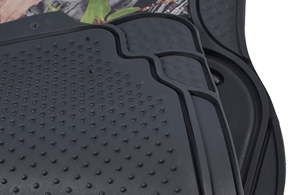 proz timber camo heavy duty floor mats fold