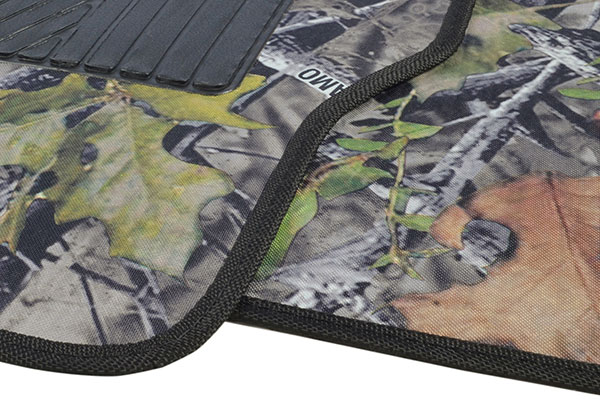 proz timber camo microfiber floor mats both