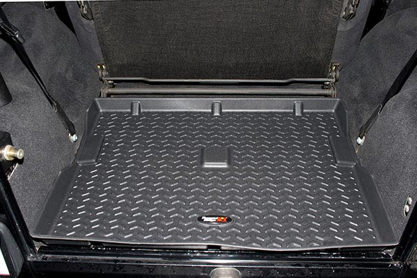 Rugged Ridge All Terrain Cargo Liner Free Shipping