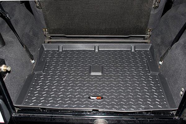 rugged ridge cargo mat related 2
