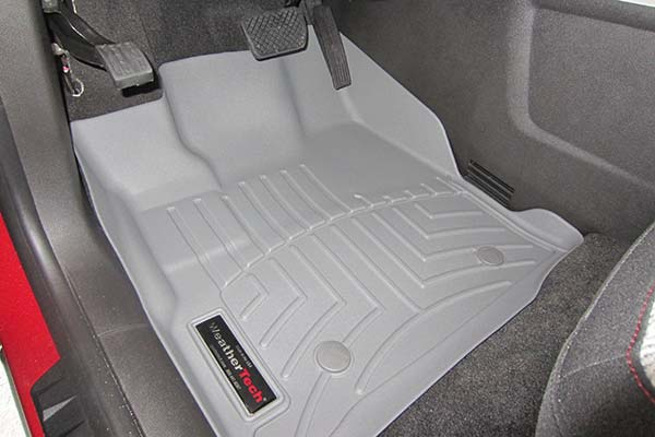 Customer Submitted Image - WeatherTech Digital Fit Floor Mats for 2011-2017 Chevy Equinox & GMC Terrain