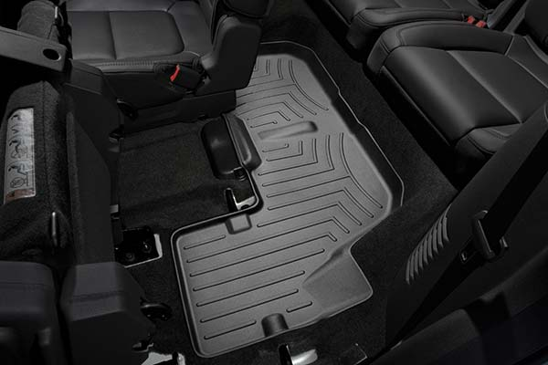 Computer designed and laser-cut, DigitalFit Liners are contoured to your vehicle's floors for a precise fit