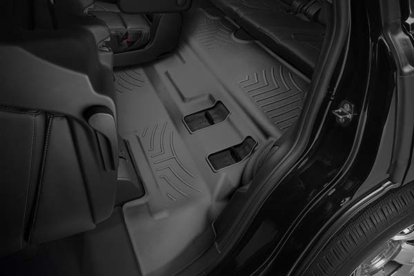 Reap the rewards of a custom-fit for your vehicle by installing WeatherTech DigitalFit Floor Liners today