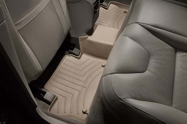 Computer-designed for a great fit, DigitalFit Floor Liners are made with a high-density, tri-extruded material