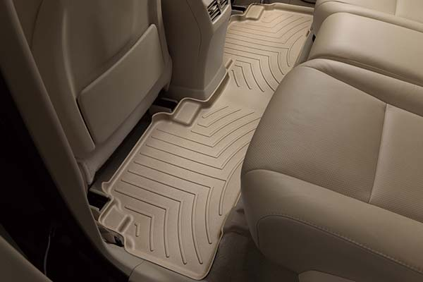 Also available in tan, your DigitalFit Liners match your interior and laser-measured for a perfect fit